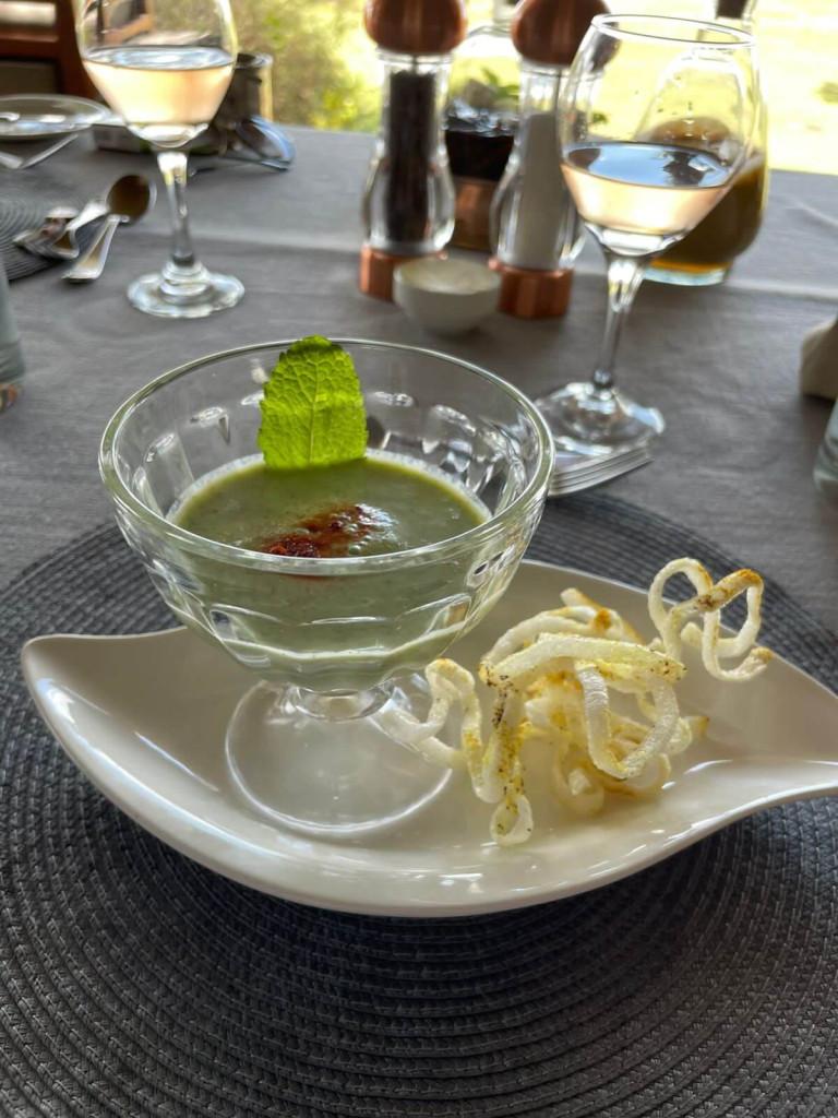 Chef Bens wonderfu cuisine