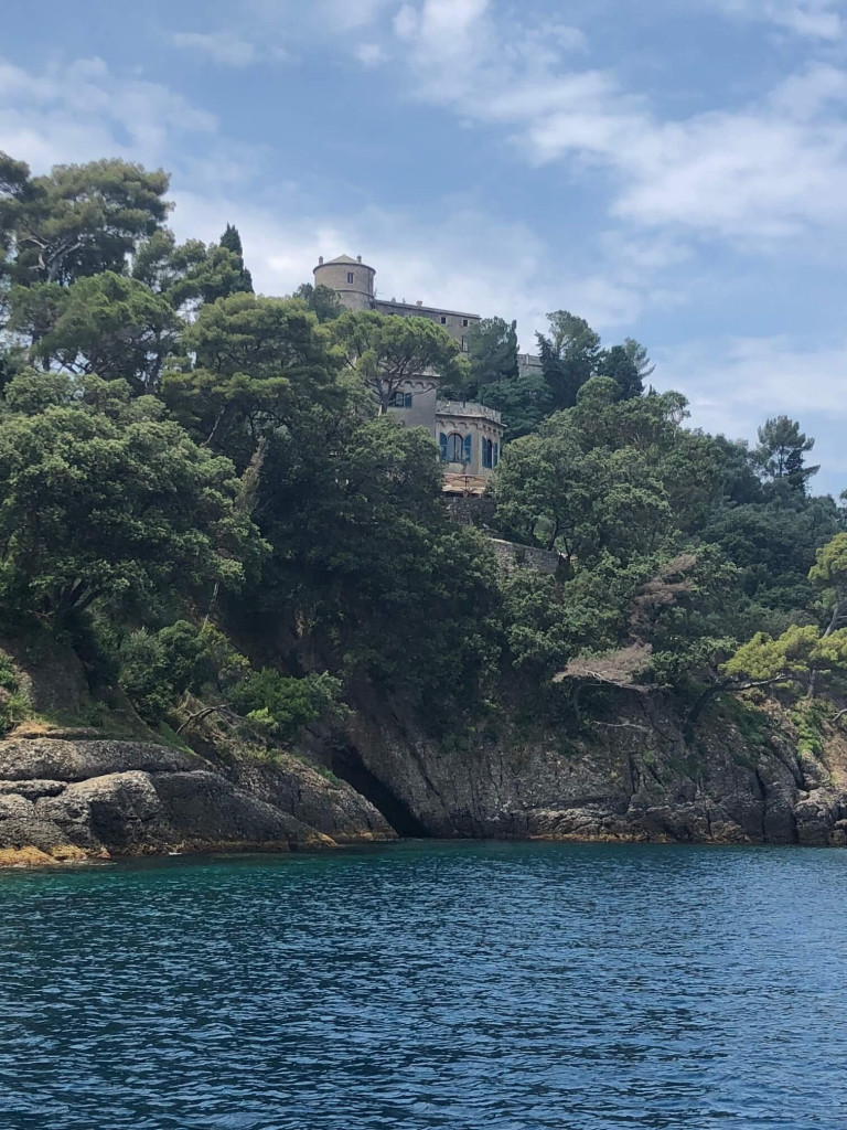 D&G home in Portofino