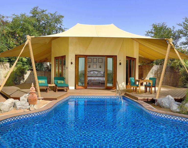 Al Maha Tents