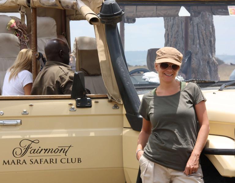 Fairmont Hotel Maasi Mara