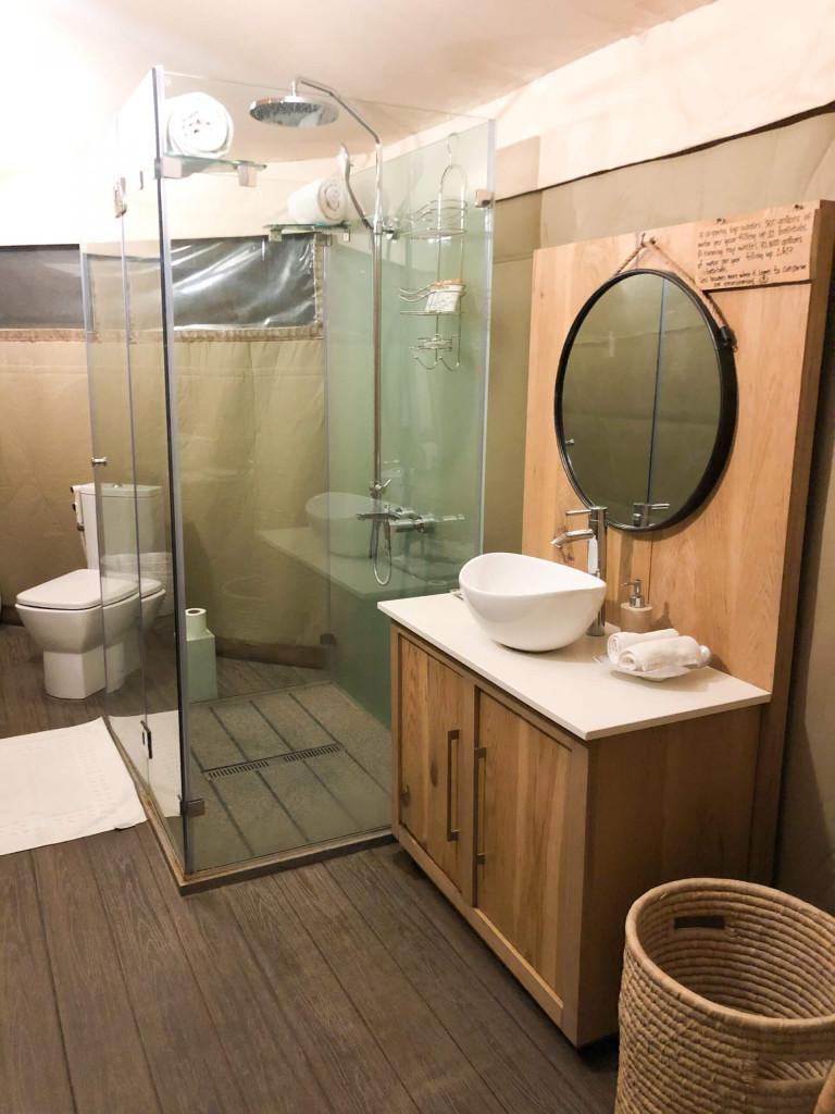 Bathroom in the 3rd bedroom