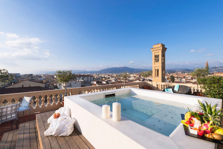 The westin excekssior Florence