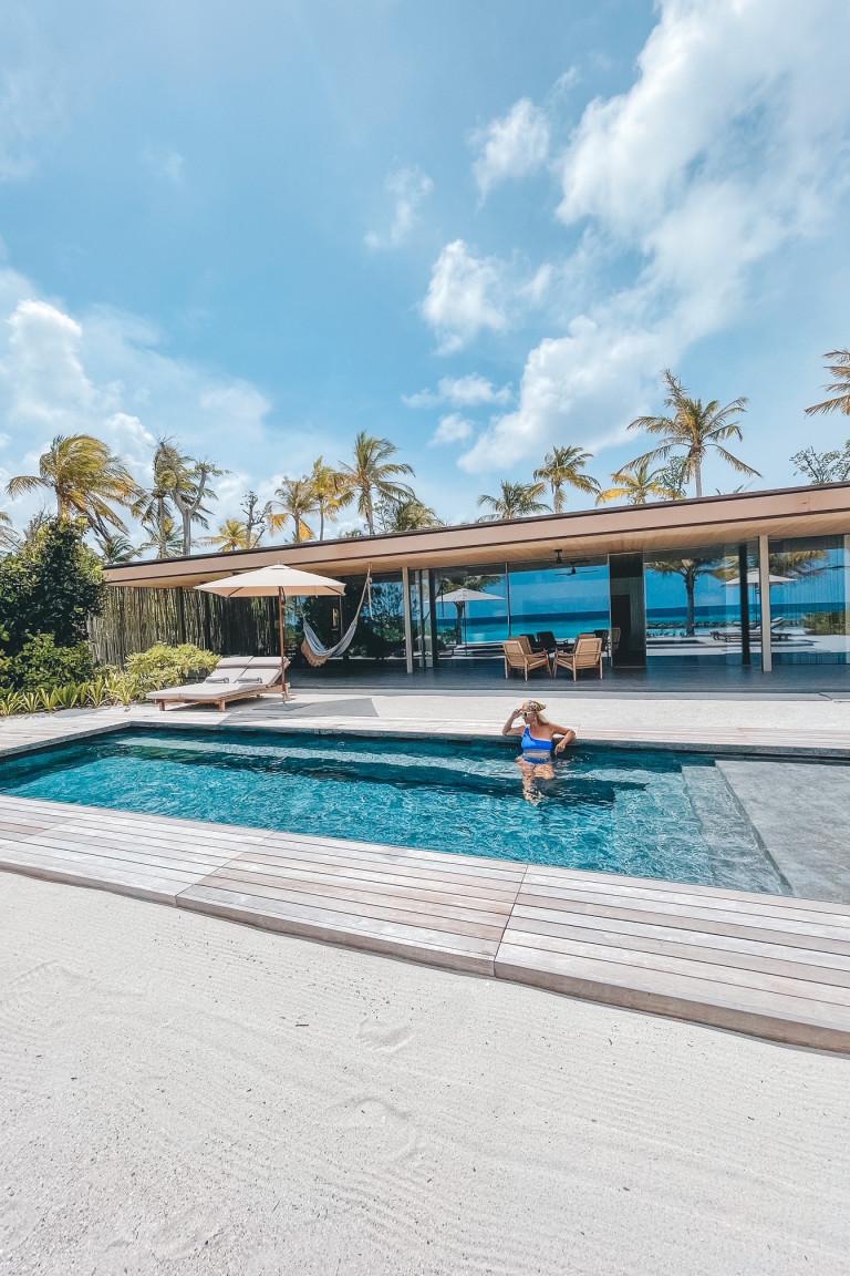 Patina Two Bedroom Beach Villa