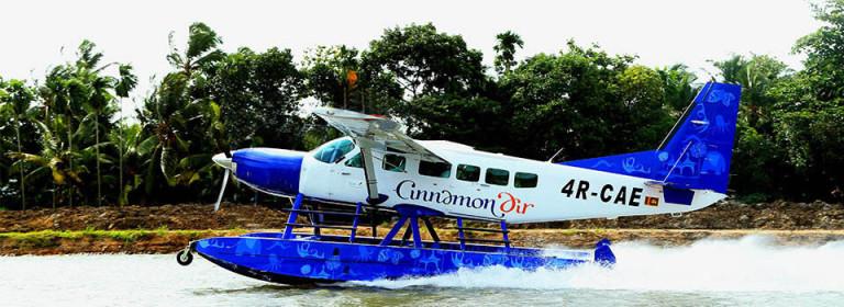 Cinnamon Air Sea Plane