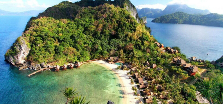 Cauayan Island lead