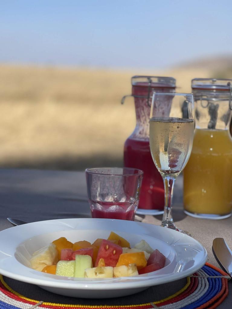 Bush breakfast