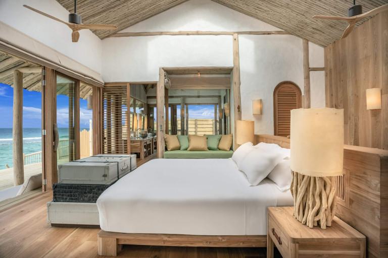 SFR 1BR Water Retreat Master Bedroom 2 by Sandro Bruecklmeier