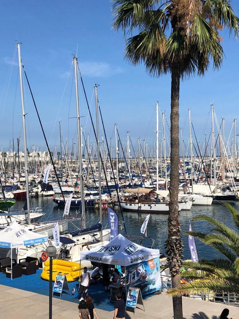 Barcelona Port