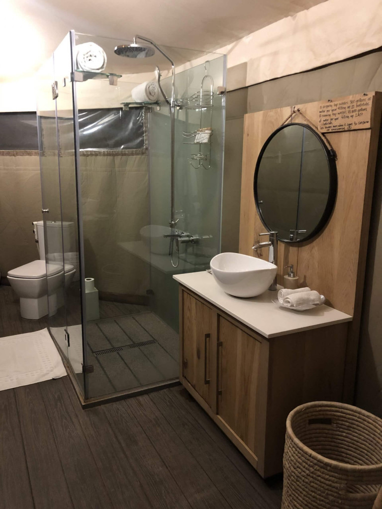 Additional room bathroom