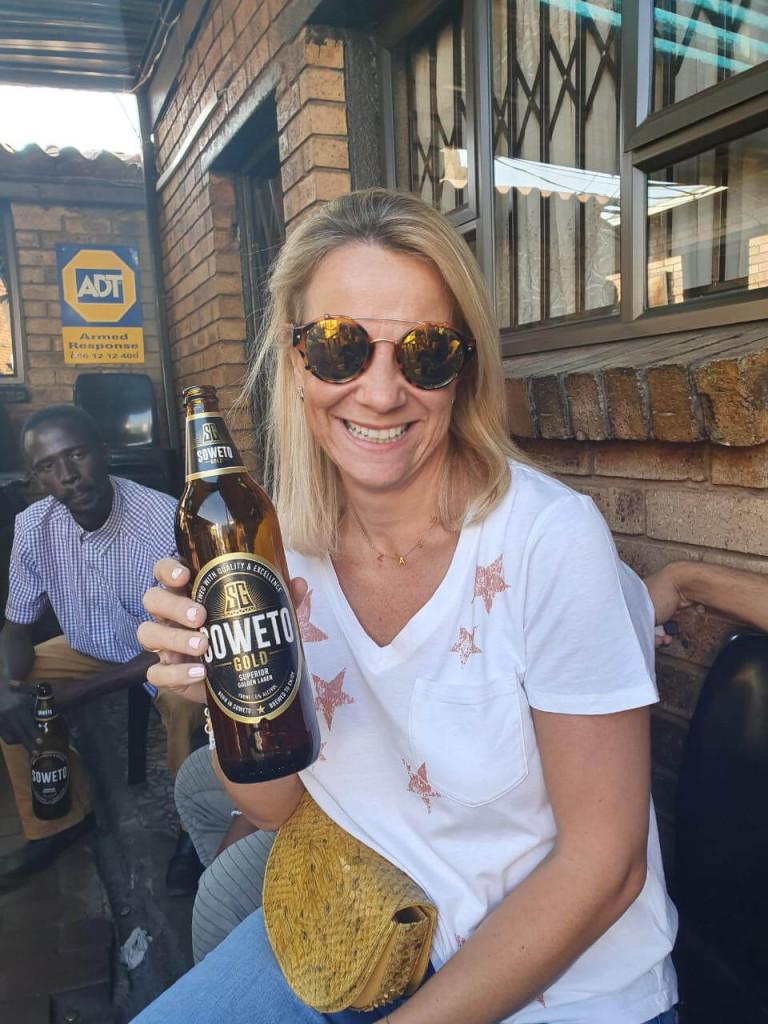 Soweto Beer!