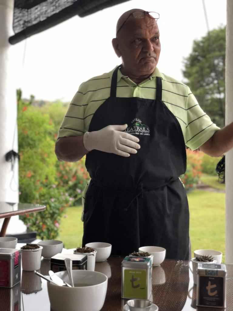 Bernard Tea Expert
