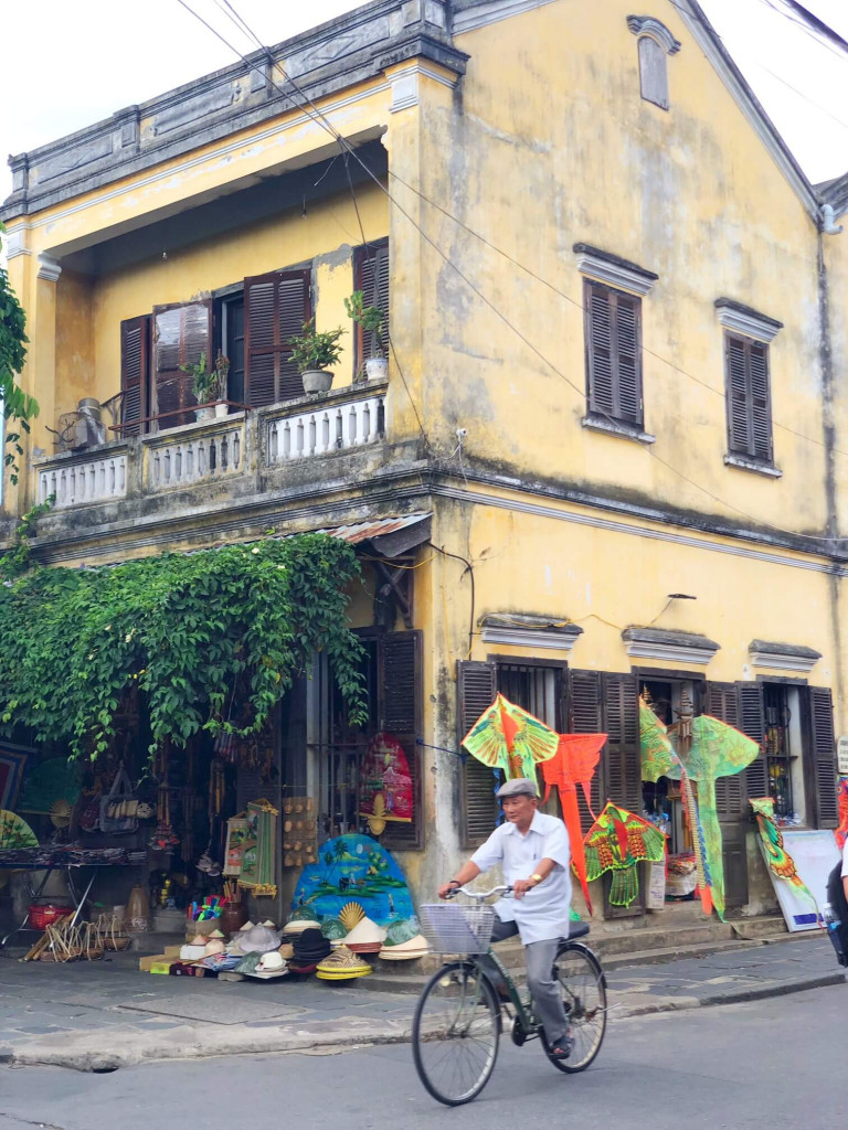 Streets of Hoi An