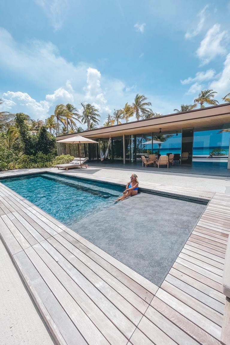 Two bedroom beach villa Patina copy